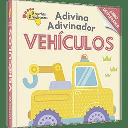 ADIVINA ADIVINADOR - VEHÍCULOS