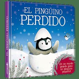 LUNA AZUL / SERIE TERNURA - EL PINGÜINO PERDIDO