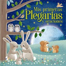 LUNA AZUL / SERIE ALMA - MIS PRIMERAS PLEGARIAS Y ORACIONES