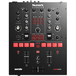 MIXER NUMARK SCRATCH - INCLUYE SERATO DJ Y INNOFADER