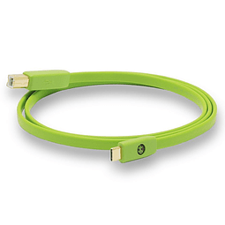 CABLE USB OYAIDE CLASE B TIPO C - 2 METROS