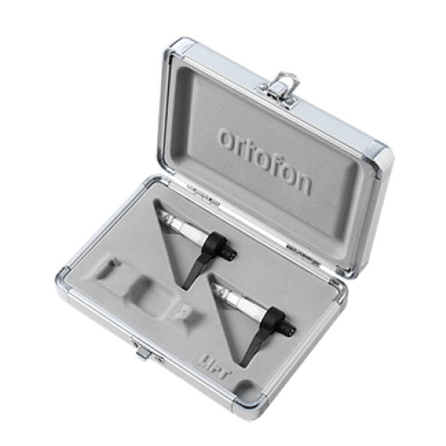 CAPSULAS ORTOFON SCRATCH MK2 CON CASE METALICO - PAR