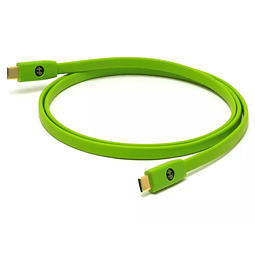 CABLE USB OYAIDE CLASE B TIPO C A TIPO C - 2 METROS