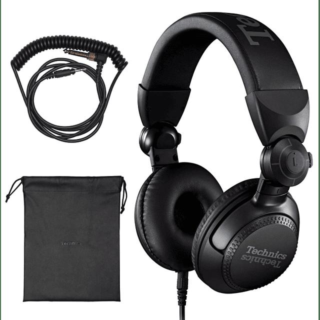 AUDIFONOS TECHNICS EAH-DJ1200 - BLACK