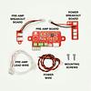 BRAZO JDDPTA-PCB TONE ARM KIT NUMARK PT01 SCRATCH - NEGRO