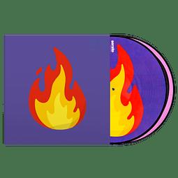 "VINILOS SERATO PERFORMANCE FLAME 12"""