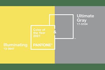10 Sugestões de Decoração com as Cores Pantone 2021