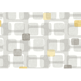 Retro Block Ochre