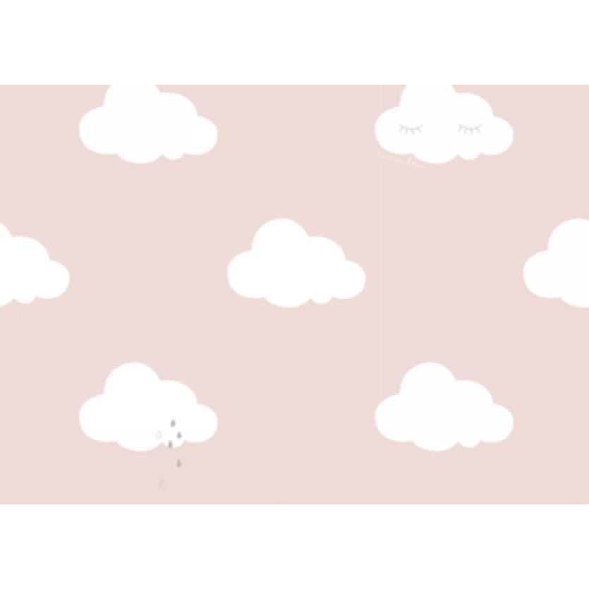 Rainy Cloud Pink