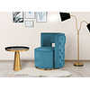 Dark Green Morrison Side Table