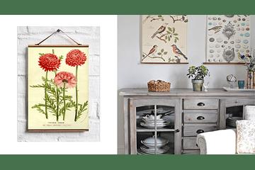 Ideias de decoração para a Primavera