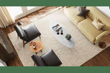 Como escolher tapete para sala