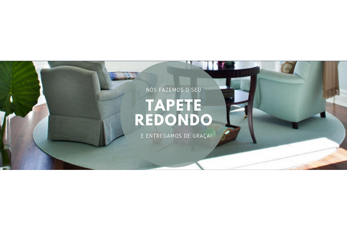 Tapete Redondo