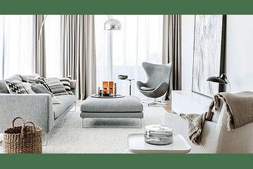 10+ inspirações de decoração escandinava (e como trazê-la para a sua casa!)