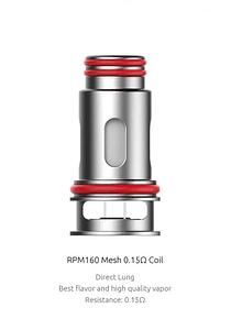 Resistencias Mesh RPM160