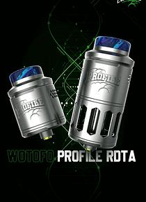 Profile RDTA 25mm - Wotofo x Mrjustright1