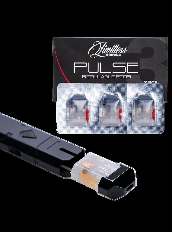 Pods substituição para Limitless Pulse