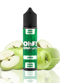 OhFruits Eliquid 50ml