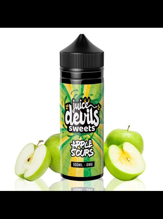 Eliquid Juice Devils 100ml  0mg ( 24 sabores para escolher )