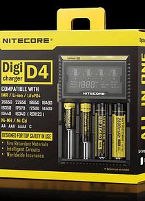 Nitecore D4