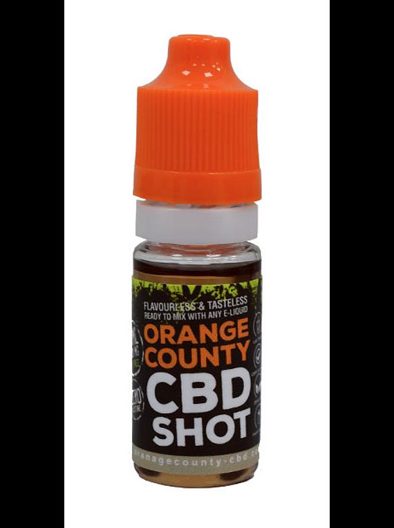 Eliquid Orange County Cbd Add In Vape Shot 10ml 1000mg