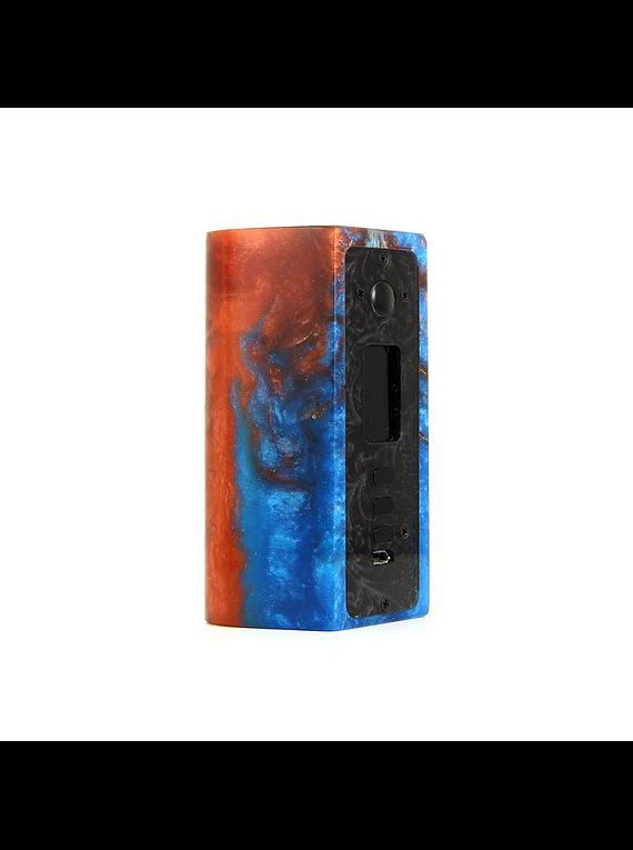 Box Madeira estabilizada - Stabwood DNA250C 200W nª4 Vape Smarter - edição unica