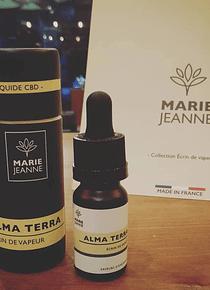 Eliquid Cbd Alma Terra - Marie Jeanne