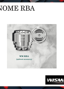 Kit RBA WM Gnome Wismec