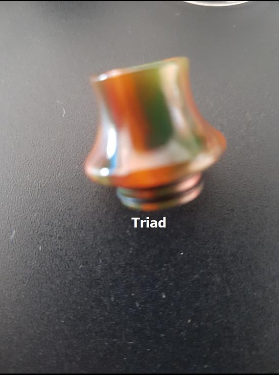 Drip tip Asmodus Bubba 510 / Triad 810 Resina