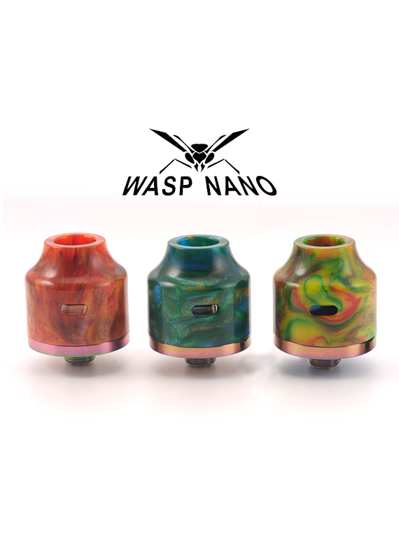 Wasp Nano RDA resin