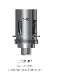 Resistencias Smok M17