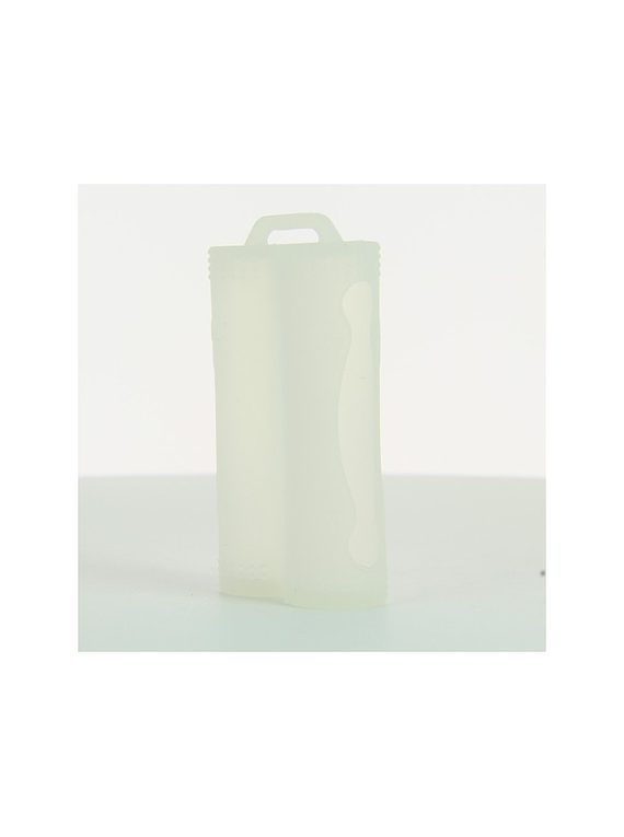 Battery Case : 2 Slot 18650  silicone bateria skin