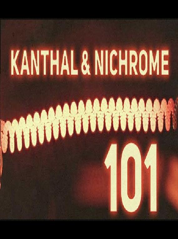 Kanthal wire  (A1)  - e - Nichrome NI80 - clapton - kantal