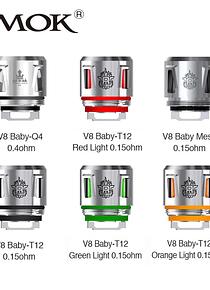 Resistencias para TFV8 Baby unidade - prince baby