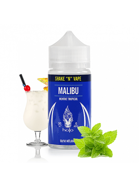 Eliquid Halo Shake N vape 50 ml