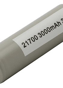 Samsung 30T INR 21700 3000mAh 3.6V High-Drain 35A Lithium Ion (Li-ion) Flat Top Battery