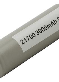 Samsung 30T INR 21700 3000mAh 3.6V High-Drain 35A Lithium Ion (Li-ion) Flat Top Battery