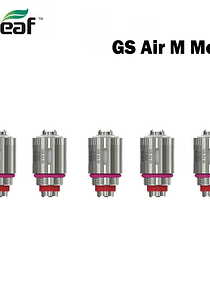 Resistencia GS AiR 1.5ohm / 1.2ohm / 0.75ohm / 0.15ohm ni200 / mesh