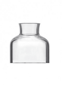 Glass Top Cap para Glaz RDSA - Steam Crave