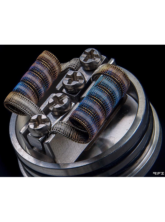 Golem 24 RDA By Big D'S Coils
