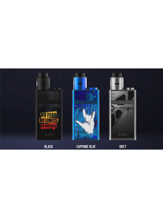 Kit Blocks 15ml 90W - Uwell