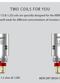 Resistencias Mercury