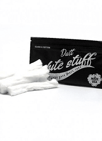 Datt Cotton par boîtes de 10 - Datt White Stuff