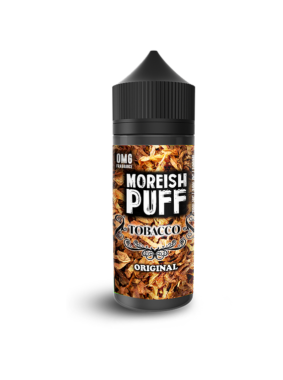 Eliquid Moreish Puff | Tobacco - 100ML 0mg