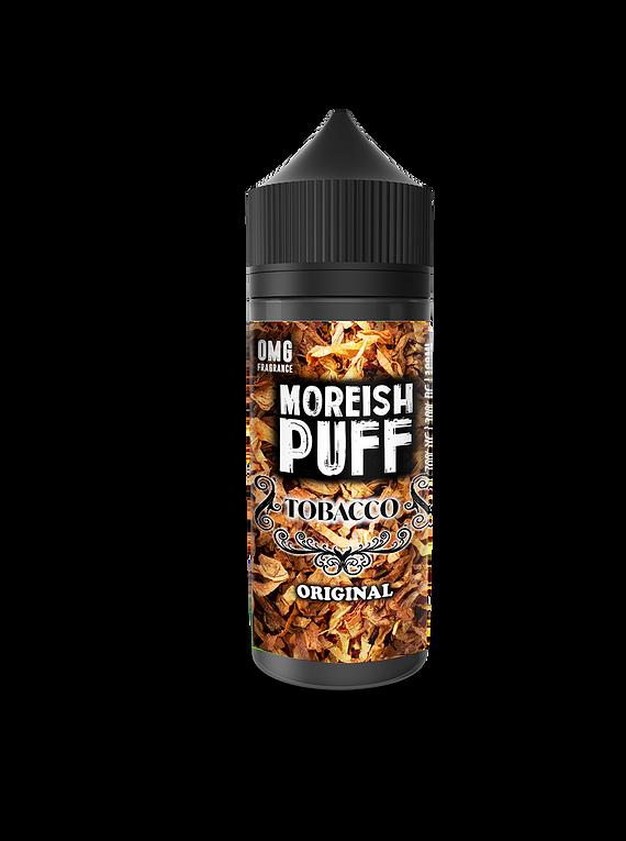 Eliquid Moreish Puff | Tobacco - 100ML 0mg