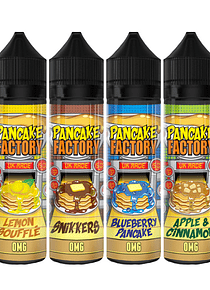 Eliquid Pancake Factory  50ml 0mg