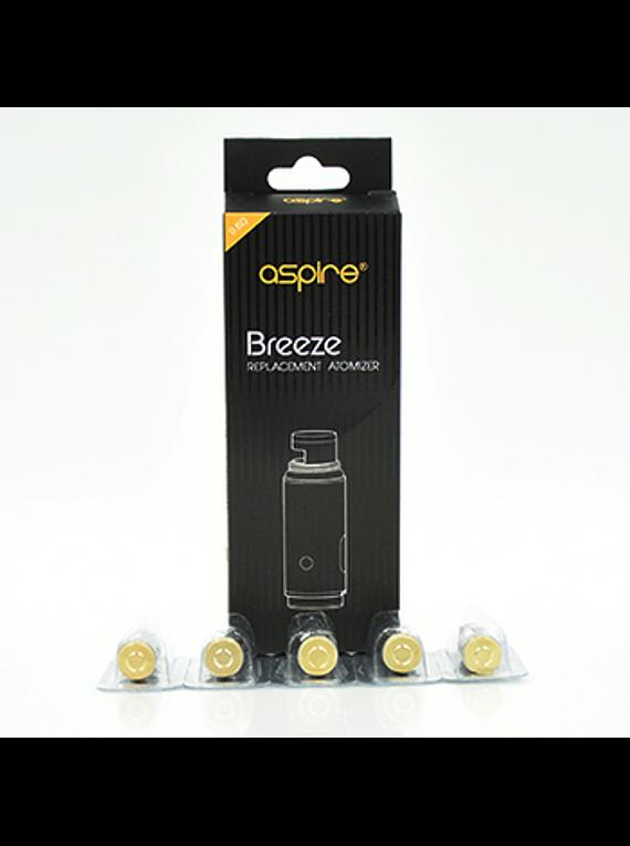 Resis Aspire Breeze pack 5