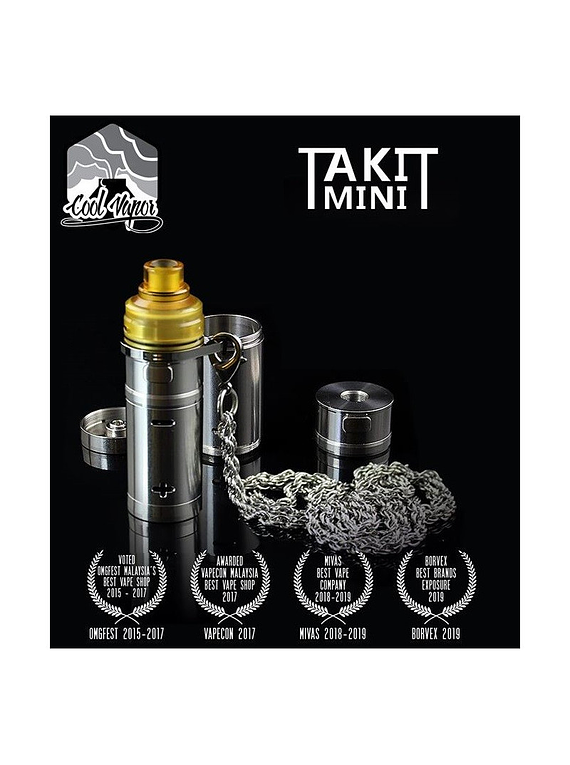 Cool Vapor Kit Takit Mini