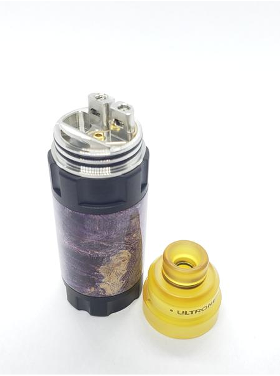 Pack Mini Strick Ultroner Mech Mod Madeira Estabilizada
