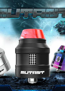 Mutant RDA 1.2ml 25mm - Vandy Vape